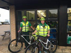 EDSFAT Bike Team